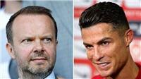 MU lỗ 92 triệu bảng nhưng vẫn tự tin vì chiêu mộ Ronaldo