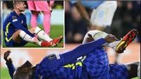 Chelsea 4-0 Malmo: Đại thắng, nhưng mất Lukaku và Werner