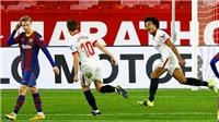 SOI KÈO NHÀ CÁI Sevilla vs Barcelona. BĐTV trực tiếp bóng đá Tây Ban Nha