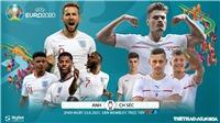 Kèo nhà cái. Soi kèoAnh vs Cộng hòa Séc. VTV6 VTV3 trực tiếp bóng đá EURO 2021