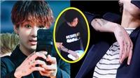 BTS: Lý do Jungkook thường giấu hình xăm của mình