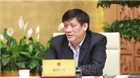 Bộ Chính trị chỉ định Bí thư Ban cán sự đảng Bộ Y tế