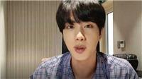 Jin BTS an ủi ARMY sau khi tung lời 'phũ phàng'