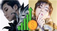 10 album của nam idol Kpop bán chạy nhất tháng 2: BTS dẫn đầu