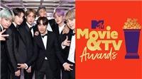 BTS tranh giải cùng nhiều sao quốc tế tại MTV Movie & TV Awards 2021