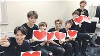 BTS tranh cãi khi chọn ra thành viên lãng mạn nhất