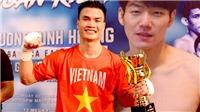 Tin thể thao Việt Nam tại Olympic 2021: Võ sỹ Nguyễn Văn Đương có thể tạo bất ngờ