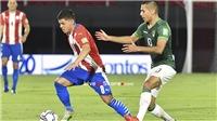 Copa America 2021: Xem trực tiếp bóng đá Paraguay vs Bolivia ở đâu, kênh nào?