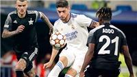 Real Madrid 1-2 Sheriff: Dứt điểm vô duyên, Real thua sốc trên sân nhà