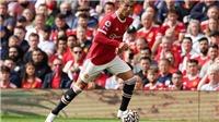 MU: Ronaldo gây bất ngờ lớn về chỉ số tốc độ