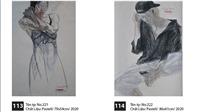 Triển lãm 'Nét và Hình' của hoạ sĩ Nguyễn Dương Đính