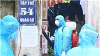 Cập nhật dịch Covid-19 chiều 25/7: Hà Nội thông báo tìm người đi xe của hãng taxi Sơn Tây