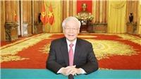 Tổng Bí thư, Chủ tịch nước Nguyễn Phú Trọng gửi thư chúc Tết Trung thu năm 2020 cho các cháu thiếu niên, nhi đồng