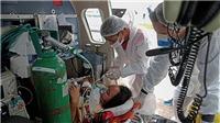 Dịch Covid-19 ngày 27/2: Thế giới ghi nhận hơn 2,5 triệu ca tử vong