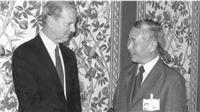 100 năm Ngày sinh đồng chí Nguyễn Cơ Thạch: 'Kiến trúc sư' của nền Ngoại giao Việt Nam hiện đại