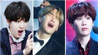 Ngoài 'thánh tiên tri', Suga BTS còn đảm nhiệm luôn vai trò 'vua biểu cảm' của nhóm