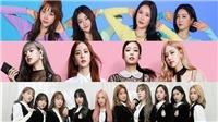 BXH nhóm nữ K-pop tháng 4: Blackpink bị vượt mặt, Twice tuột dốc!