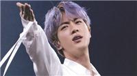 Jin BTS ghi điểm bằng sự trung thực siêu hài hước