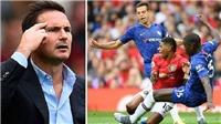 Kết quả bóng đá Anh vòng 35: Sheffield vs Chelsea