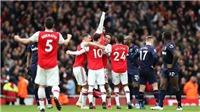 Bảng xếp hạng Ngoại hạng Anh vòng 2: Everton và Arsenal dẫn đầu bảng
