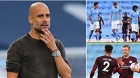 Video clip bàn thắng trận Man City vs Fulham