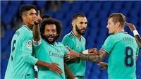 Video clip bàn thắng trận Sevilla vs Real Madrid