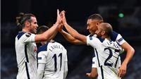 Video clip bàn thắng trận Fulham 0-1 Tottenham