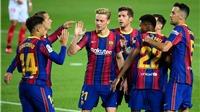 Kết quảbóng đá Tây Ban Nha vòng 35: Barcelona vs Atletico Madrid