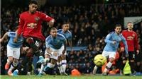 Bảng xếp hạng Ngoại hạng Anh: MU vẫn nuôi hy vọng bám đuổi Man City