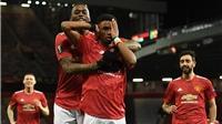 Lịch thi đấu bán kết cúp C2/Europa League: Roma vs MU. Arsenal vs Villarreal