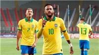 Bảng xếp hạng Copa America 2021.BXH bóng đá Copa America 2021 mới nhất