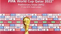 Những điều cần biết về lễ bốc thăm vòng loại thứ 3 World Cup 2022 khu vực châu Á