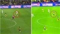 Choáng váng với tốc độ của Haaland trước PSG, chạy hết sân chỉ trong… 10 giây