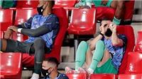 Man City vs Real Madrid: Vì sao Zidane không đăng kí Bale cho trận cầu sinh tử?
