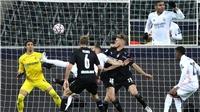 Monchengladbach 2-2 Real Madrid: Benzema và Casemiro giúp Real thoát thua phút cuối