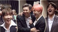 Những lần fanboy phát ngại của BTS, cười đến mất kiểm soát