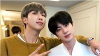 Xôn xao RM mắng chửi nhân viên vì Jin BTS, có thực vậy?