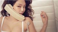 Jennie Blackpink khoe thân hình hoàn hảo trong quảng cáo mới