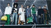 BTS thiết kế rương nghệch ngoạc nhưng nghệ thuật tặng Louis Vuitton