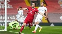 Video clip bàn thắng trận Liverpool vs Leicester