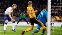Video clip bàn thắng trận Tottenham vs Wolves