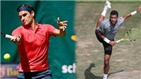 Lịch thi đấu tennis hôm nay: Trực tiếp Aliassime vs Federer, Berrettini vs Murray. TTTV, TTTV HD
