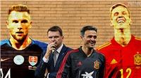 Lịch xem trực tiếp bóng đá EURO 2021 hôm nay trên kênh VTV3, VTV6 (23/6/2021)