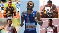 Vắng Usain Bolt, ai sẽ giành HCV 100m nam?