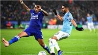 Lịch thi đấu bóng đá Siêu Cúp Anh 2021: Xem trực tiếp Leicester vs Man City ở đâu?