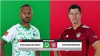 Soi kèo nhà cái Furth vs Bayern và nhận định bóng đá Bundesliga (01h30, 25/9)