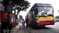 Hà Nội phát triển mạnh xe buýt và giao thông công cộng để thu hút người dân