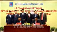 Phó Thủ tướng Trương Hòa Bình trao Quyết định Chủ tịch PVN cho ông Hoàng Quốc Vượng
