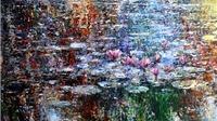 'Cây đời mãi xanh' - triển lãm 'biến tranh thành gạo'