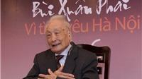 'Người chụp kho ảnh về Hà Nội' - nghệ sĩ Lê Vượng qua đời ở tuổi 104